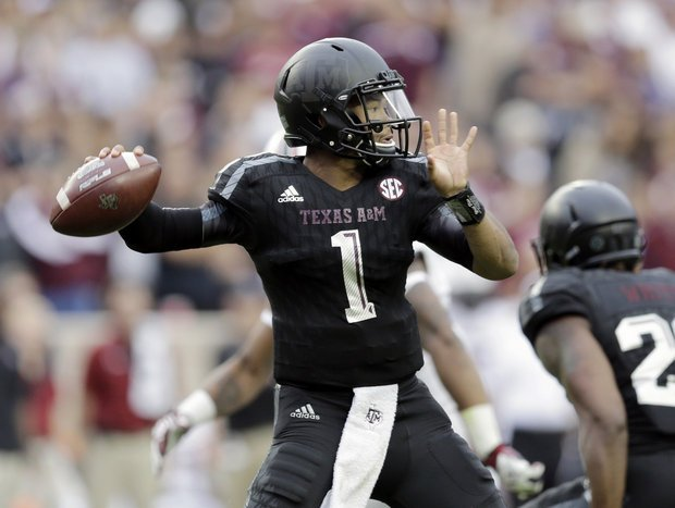 QB Kyler Murray headed to Oklahoma after exiting Texas A&M