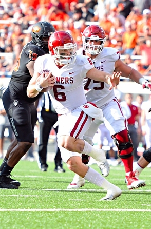 Baker Mayfield Wins the 2017 Heisman Trophy - The Football